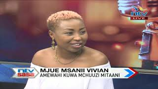 Udaku Sasa: Vivian - Wahuskika wote katika sanaa ya muziki waungane