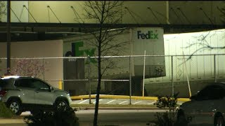 Explosion rattles FedEx facility in Texas