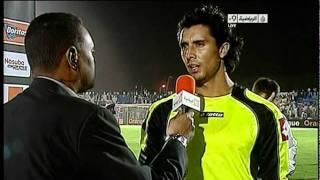 Al Hilal (SUD) - Raja (MAR) (1-0) : Déclaration de Yassine El Had 2017 Video