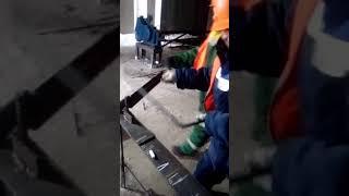 Смотреть видео Вот как вахтеры работают в Москве онлайн