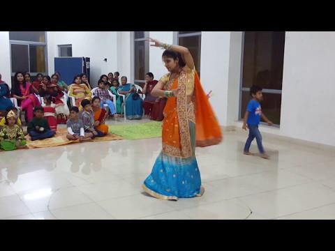 Dance Cover on Radha Nachegi (Saudagar)