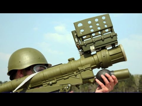 History of MANPADS (IGLA, Stinger) - MADE in the USSR