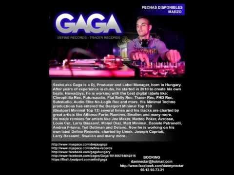 Gaga - DFR Podcast 001 - mixed by Gaga.wmv