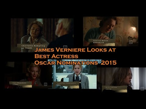 James Verniere looks at Best Actress Academy Oscar nominations
