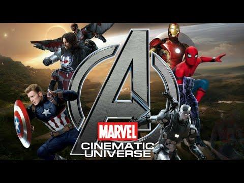 All MCU Movie Trailers (2008-2018)