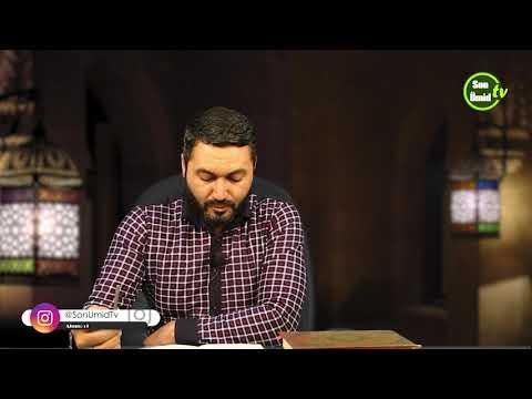 Peyğəmbərə itaət kamillik nümunəsidir Ramazan2021 Moizəsi _ Hacı Mütəllim