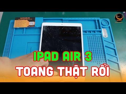 Toàn bộ quy trình thay mặt kính iPad Air 3 uy tín tại Sài Gòn | Fastcare