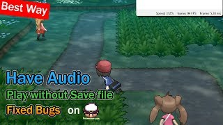 Download lagu Get Citra Pokemon X Y with GREAT Speed Audio without BUGS and Save file Pokemoner com MP3