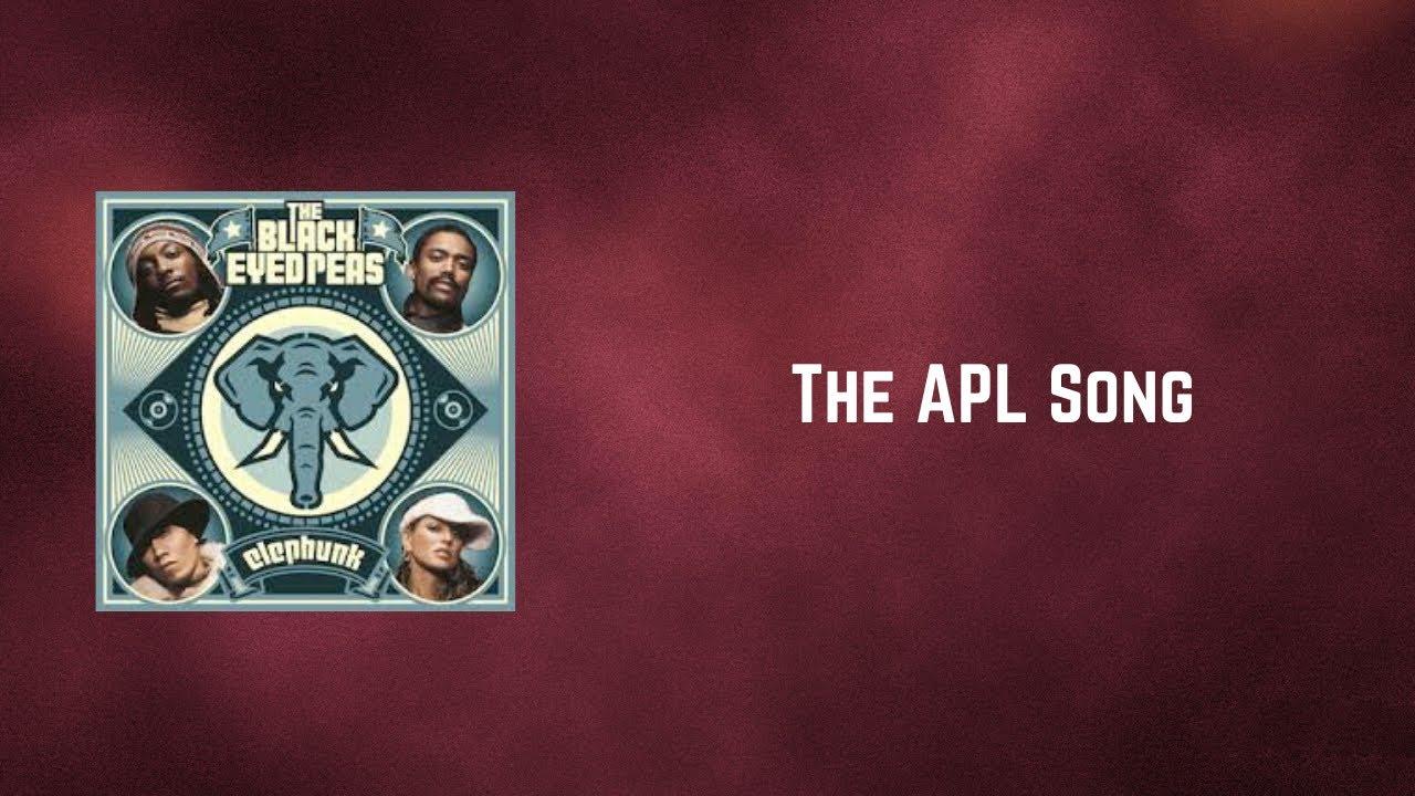 Download Black Eyed Peas - The APL Song (Lyrics)