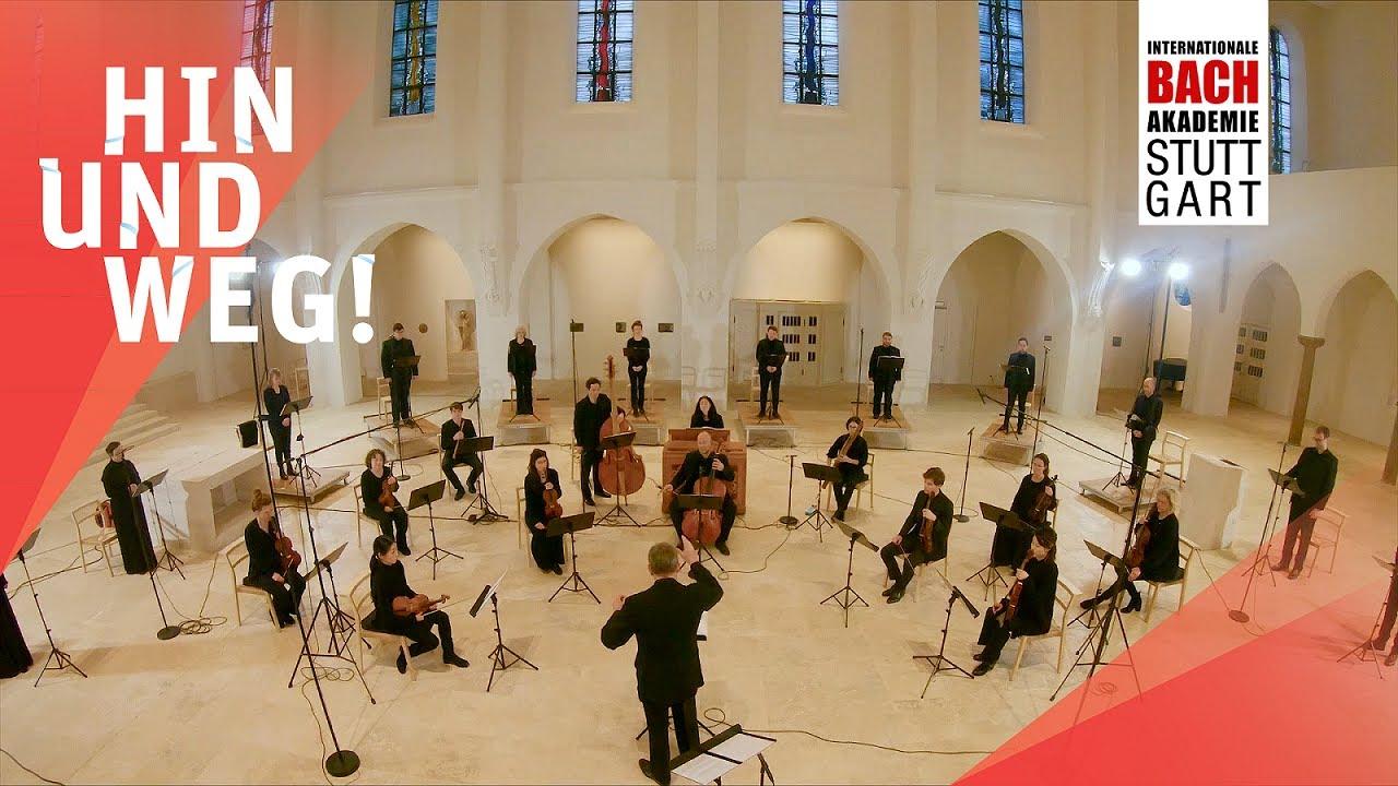 J.S. Bach - Kantate BWV 131 »Aus der Tiefen« I Gaechinger Cantorey I Hans-Christoph Rademann