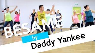Daddy Yankee, Play-N-Skillz, Zion & Lennox - Bésame // ZUMBA choreography