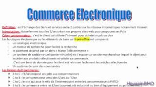 E-Commerce resumer