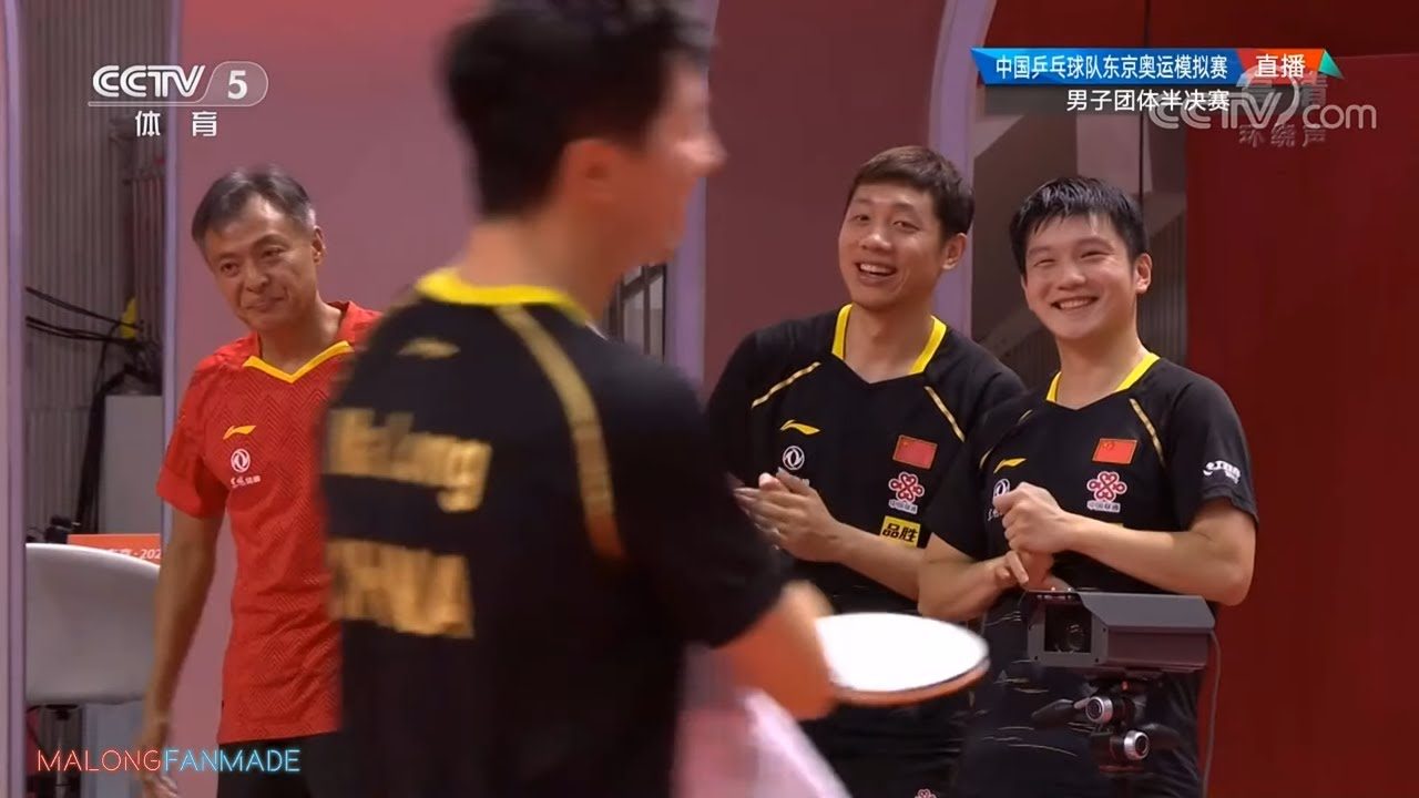Download Ma Long vs Zhao Zihao | MT 1/2 | 2020 Chinese Warm-up for Olympics