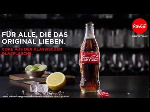 Video The Voice of Germany wird präsentiert von Coca Cola