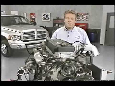 Dodge Ram/Cummins 5.9L High Pressure Common Rail Diesel Engine Part 1 of 4