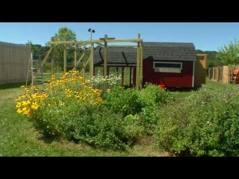 Akron Community Garden Tour 2013
