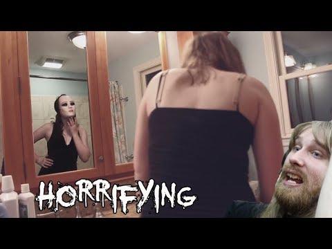 Amazing Horror Series! | Ryan Reacts to hiimmarymary Episodes 1 - 4