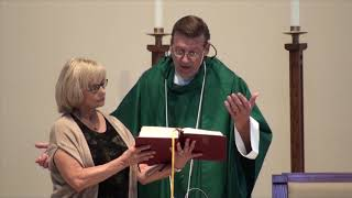 Entire Mass - Twenty-first Sunday in Ordinary Time - August 25, 2019