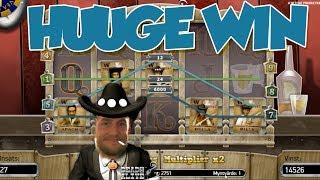 Online Slot - Dead or Alive BIG WIN and LIVE CASINO GAMES (Casino Slots) Huge Win