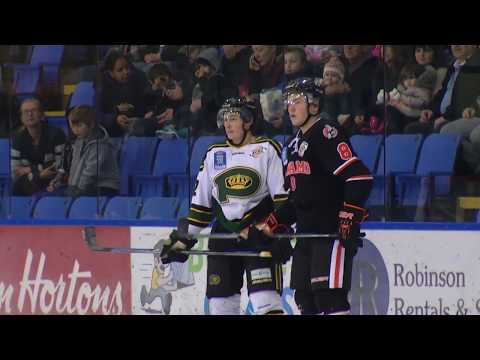 BCHL Nanaimo Clippers vs. Powell River Kings - Jan. 13th, 2018