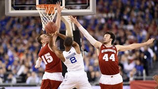 "Wisconsin vs. Kentucky ""38 and Done"" (2015 NCAA Final Four) Wisconsin Basketball Classics"