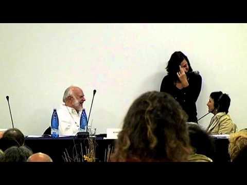 EUROTAS 2009 Italy. John Rowan