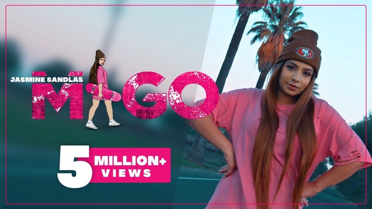 MAGO | Jasmine Sandlas | Official Music Video (Explicit) | Latest Punjabi Songs 2021|