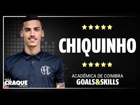 CHIQUINHO ● Académica de Coimbra ● Goals & Skills