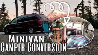 Minivan Conversion | Buİld From Start To Finish | #VanLife