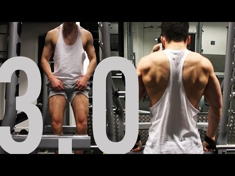 Gym Workout Routine My Split 3 0 Legs And Shoulders
