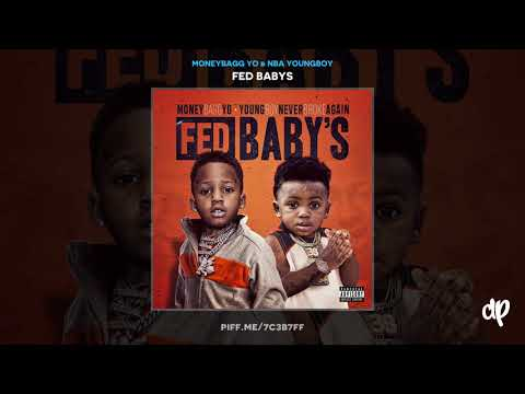 Moneybagg Yo & NBA Youngboy - Character Witness [Fed Babys]