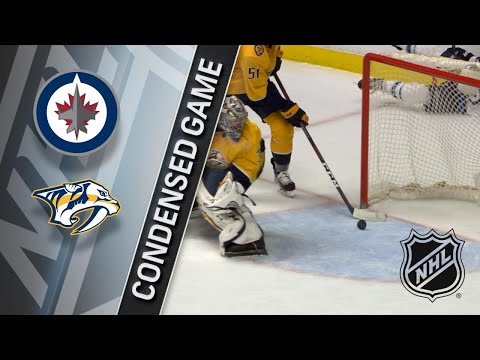 03/13/18 Condensed Game: Jets @ Predators
