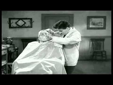 charlie chaplin   coiffeur - Barbier film : Le dictateur
