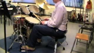 Natural Blues   Drumkit   Grade 3 Trinity R&P DEMO