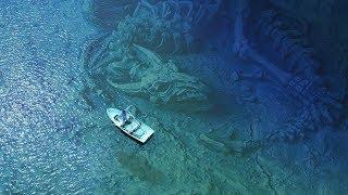 6 gruseligste Dinge - die unter Wasser gefunden wurden!