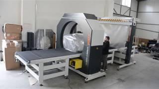 Edda Spinner 1800s BN Sofa Packaging Machine thumbnail
