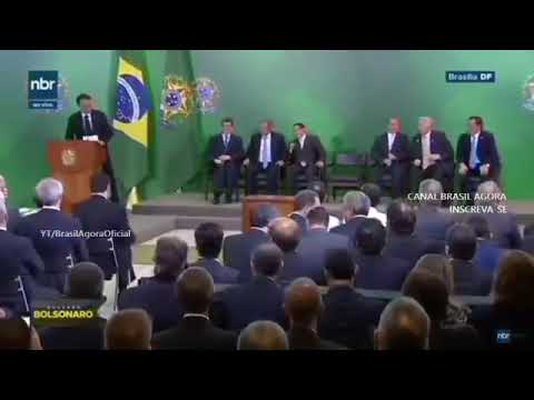 Bolsonaro fala de economia e como será conduzido este eixo.