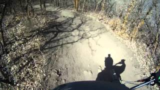 Gopro Downhill Mountain Biking Corner Canyon
