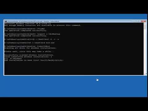 How to Fix Error Code 0xc0000225 Windows 10  - Fixed Easily