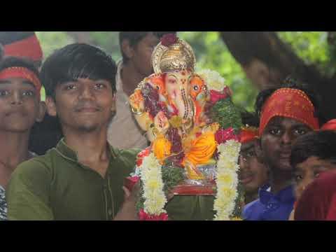 Best Ganesh Chathurthi Immersion || Keshav Concept High School || Talent Kids || Energy || Hyderabad