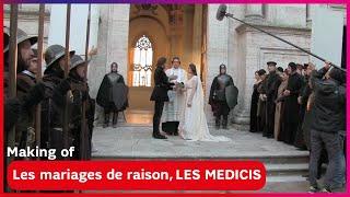 LES MEDICIS, Maîtres de Florence. LES MARIAGES DE RAISON. En exclusivité sur SFR Play