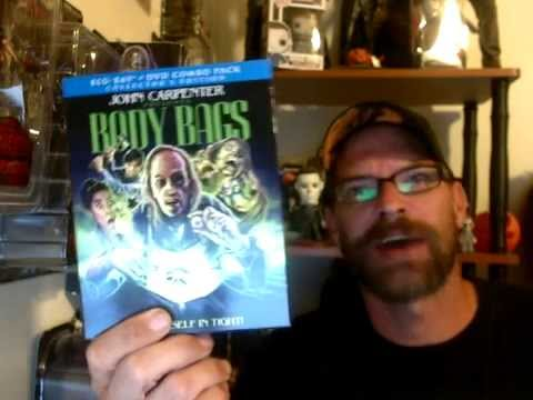 Body Bags Scream Factory Movie Review