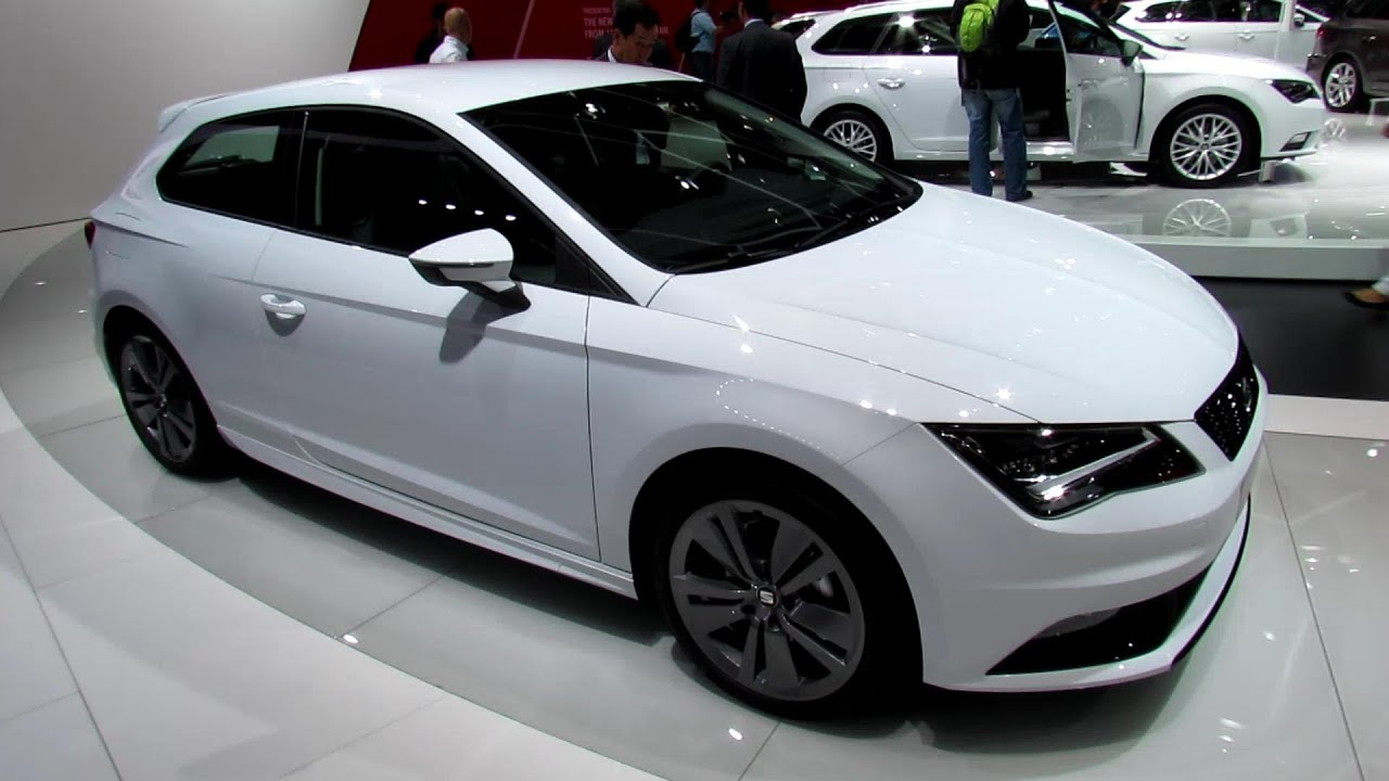 2014 seat leon sc exterior and interior walkaround 2013 frankfurt motor show youtube. Black Bedroom Furniture Sets. Home Design Ideas