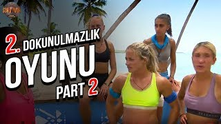 2. Dokunulmazlık Oyunu 2. Part   37. Bölüm   Survivor Türkiye - Yunanistan