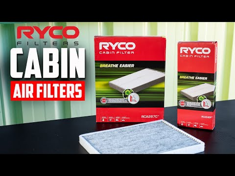 Ryco Cabin Air Filters