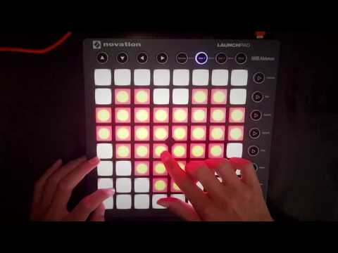 DESPACITO X FADED MASHUP // Launchpad MK2 Cover