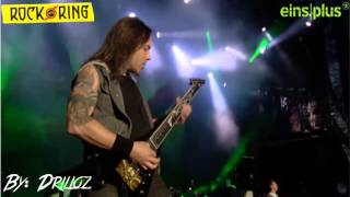 Tears Dont Fall -Bullet For My Valentine- Rock am Ring 2013 (HD)