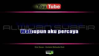 Download Lagu Karaoke Erie Suzan   Gerimis Melanda Hati mp3