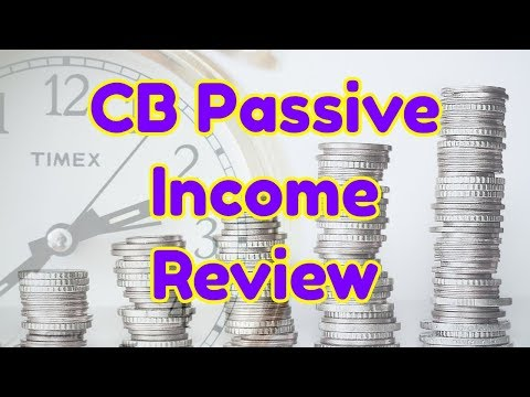CB Passive Income Review - The CB Passive Income System 5.0 License Program