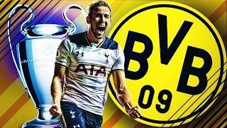 FINAL , Finala Champions League Tottenham || FIFA 19 Career Mode Dortmund #11